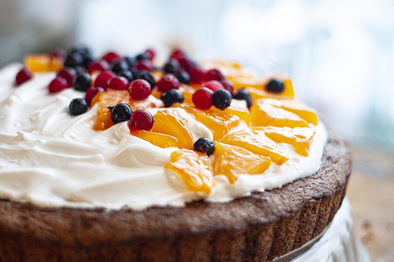 bonne tarte aux fruits